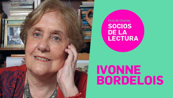 Ivonne Bordelois en el 90º Aniversario de la Biblioteca Sarmiento de Bariloche