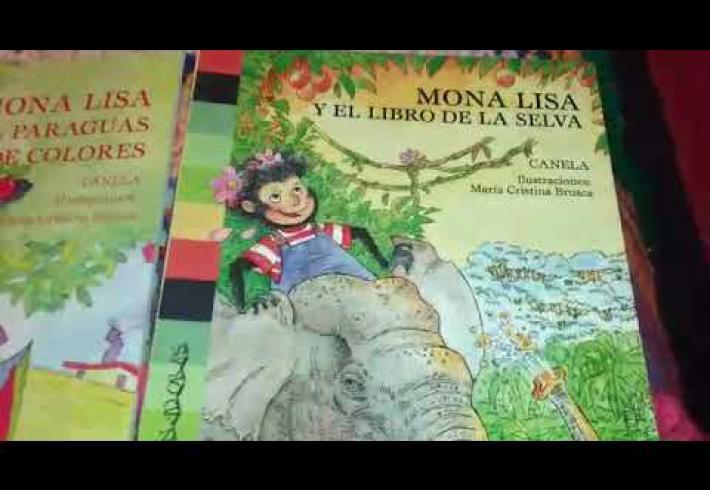 Embedded thumbnail for Nuevos libros para los más pequeños