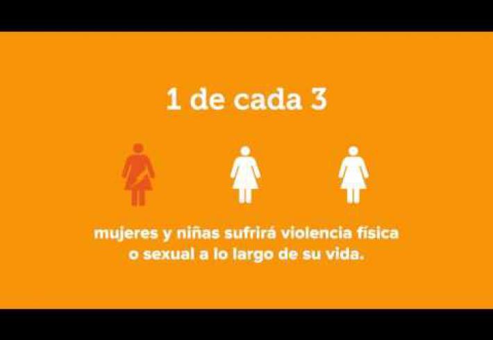 Embedded thumbnail for Día Internacional de la Eliminación de la Violencia contra la Mujer, 25 de noviembre