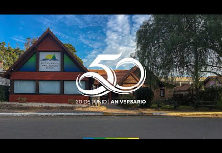 Embedded thumbnail for Cincuentenario de la Biblioteca