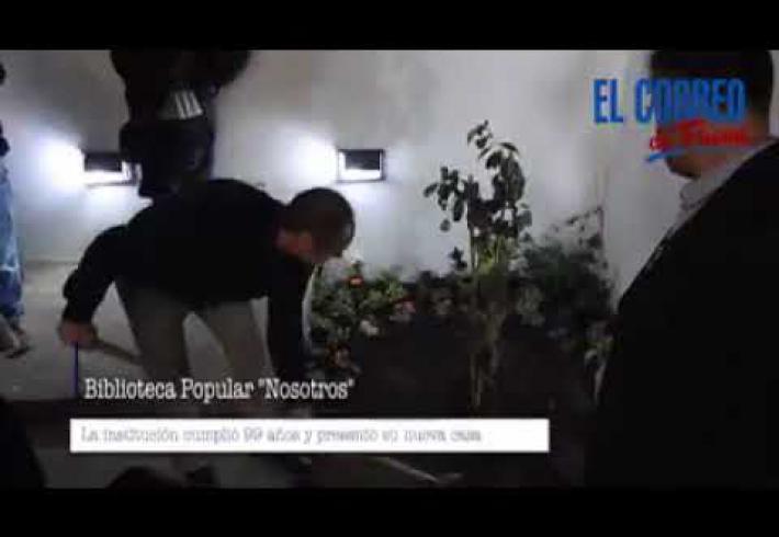 Embedded thumbnail for Lanzamiento del AÑO CENTENARIO y presentación del NUEVO EDIFICIO