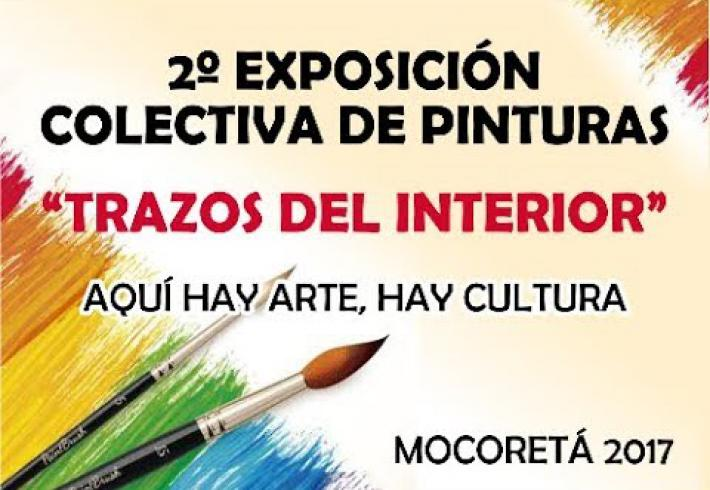 """Embedded thumbnail for 2da Exposición Colectiva de Pinturas """"Trazos del interior"""""""