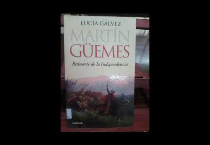 Embedded thumbnail for 17 de junio Conmemoración a Martín M. de Güemes