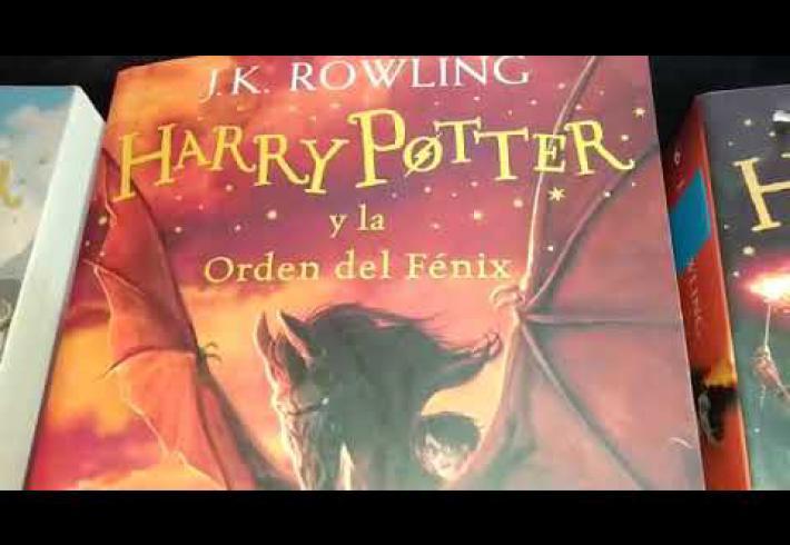 Embedded thumbnail for Harry   Potter