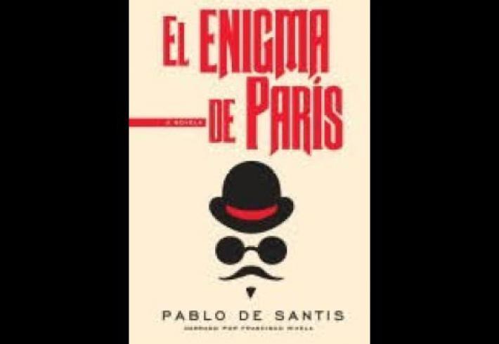 """Embedded thumbnail for Hoy te recomendamos """"El enigma de París"""" de Pablo De Santis."""