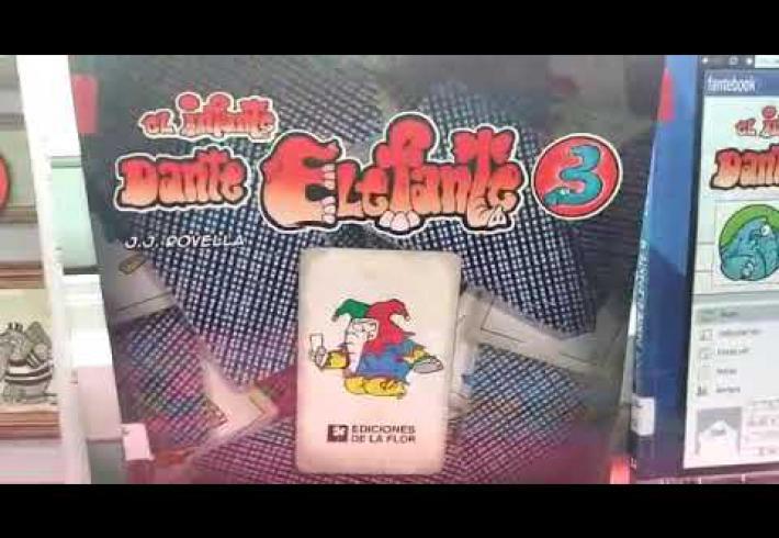 Embedded thumbnail for Novedades de Ediciones de la Flor