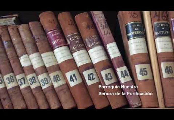 Embedded thumbnail for HISTORIA DE LA PARROQUIA NUESTRA SEÑORA DE LA PURIFICACION