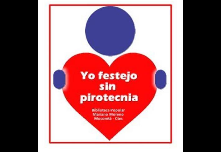 Embedded thumbnail for CAMPAÑA: YO FESTEJO SIN PIROTECNIA