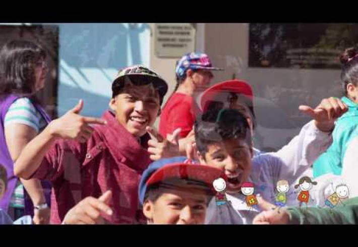 Embedded thumbnail for MARCHAMOS POR LAS NIÑAS, LOS NIÑOS Y ADOLESCENTES